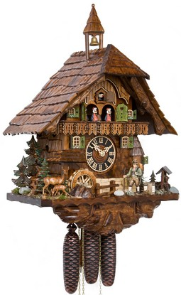Black forest imports inc clocks cuckoo clocks 8 day for Www coo