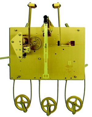 - Hermle Movements | Hermle - Floor Clock Movements | 1161 Series Hermle  Movements | 1161-850 and 853 Series |